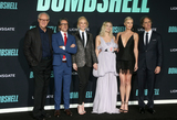 Margot Robbie Photo - 10 December 2019 - Westwood California - Charles Randolph Nicole Kidman Margot Robbie Charlize Theron Jay Roach Special Screening Of Liongates Bombshell held at Regency Village Theatre Photo Credit FSAdMedia