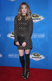 Amy Purdy Photo - 02 December 2016 - Las Vegas NV -  Amy Purdy  2016 NASCAR Sprint Cup Series Awards at Wynn Las Vegas red carpet arrivals  Photo Credit MJTAdMedia