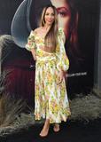 Amanda Brugel Photo - 19 April 2018 -  Hollywood California - Amanda Brugel  HULUs The Handmaids Tale Season 2 Premiere held at TCL Chinese Theatre Photo Credit Birdie ThompsonAdMedia