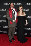 Ana Cristina Photo - 11 November 2018 - Nashville Tennessee - John Carter Cash Ana Cristina Cash 2018 SESAC Nashville Music Awards honoring the songwriters and music publishers behind the years most-performed Country and Americana songs held at the Country Music Hall of Fame and Museum Photo Credit Dara-Michelle FarrAdMedia