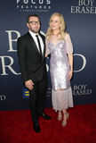 Joel Edgerton Photo - 29 October 2018-  West Hollywood California - Joel Edgerton Nicole Kidman Premiere Of Focus Features Boy Erased A Time For Heroes Family Festival held at Directors Guild Of America Photo Credit Faye SadouAdMedia