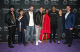 Rome Flynn Photo - 19 November 2019 - Beverly Hills California - Jack Falahee Amirah Vann Charlie Weber Conrad Ricamora Aja Naomi King Rome Flynn Liza Weil Matt McGorry The Paley Center Celebrates The Final Season Of How To Get Away With Murder held at The Paley Center for Media Photo Credit FSAdMedia