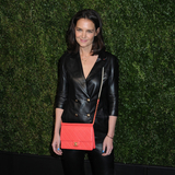 Katie Holmes Photo - Katie Holmes at the CHANEL Tribeca Film Festival Artists Dinner at Balthazar in Soho in New York New York USA 29 April 2019