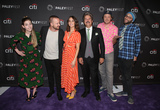 Aaron Paul Photo - 06 September 2018-  Beverly Hills California - Lisa Hanawalt Aaron Paul Alison Brie Paul F Tompkins Mike Hollingsworth Raphael Bob-Waksberg The Paley Center for Medias 2018 PaleyFest Fall TV Previews - Netflix BoJack Horseman held at The Paley Center for Media Photo Credit Faye SadouAdMedia