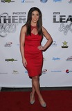 Allison Baver Photo - 31 January 2015 - Las Vegas NV -  Allison Baver  2015 Leather and Laces Super Bowl Party Day 2 at Bentley Project CenterPhoto Credit mjtAdMedia
