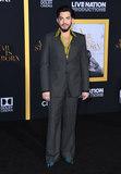 Adam Lambert Photo - 24 September 2018 - Los Angeles California - Adam Lambert A Star is Born Los Angeles Premiere held at The Shrine Auditorium Photo Credit Birdie ThompsonAdMedia