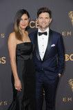 Adam Scott Photo - 17 September  2017 - Los Angeles California - Adam Scott 69th Annual Primetime Emmy Awards - Arrivals held at Microsoft Theater in Los Angeles Photo Credit Birdie ThompsonAdMedia