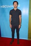 Aaron Tveit Photo - 02 April 2015 - Pasadena California - Aaron Tveit Arrivals for the NBC Universal Summer Press Day held at Langham Hotel Photo Credit Birdie ThompsonAdMedia