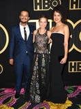Nathalie  Photo - 17 September 2018 - West Hollywood California - Jacob Anderson Emilia Clarke Nathalie Emmanuel  2018 HBO Emmy Party held at the Pacific Design Center Photo Credit Birdie ThompsonAdMedia