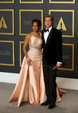 Brad Pitt Photo - 09 February 2020 - Hollywood California -   Regina King Brad Pitt attend the 92nd Annual Academy Awards presented by the Academy of Motion Picture Arts and Sciences held at Hollywood  Highland Center Photo Credit Theresa ShirriffAdMedia