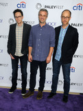 Andrew Mogel Photo - 15 September 2015 - Beverly Hills California - Jarrad Paul Andrew Mogel Ben Wexler 2015 PaleyFest Fall TV Preview - The Grinder held at The Paley Center Photo Credit Byron PurvisAdMedia