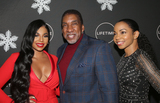 Ashanti Photo - 22 October 2019 - Westwood California -  Ashanti Stan Shaw Sashani Nichole Its A Wonderful Lifetime Holiday Party  held at STK Los Angeles Photo Credit FayeSAdMedia