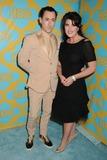 Alan Cummings Photo - 11 January 2015 - Beverly Hills California - Alan Cumming Monica Lewinsky HBOs 2015 Golden Globes Post Party held at Circa 55 Photo Credit Byron PurvisAdMedia