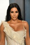 Kim Kardashian-West Photo - 09 February 2020 - Los Angeles California - Kim Kardashian West 2020 Vanity Fair Oscar Party following the 92nd Academy Awards held at the Wallis Annenberg Center for the Performing Arts Photo Credit Birdie ThompsonAdMedia