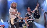 Brothers Osborne Photo - 07 June 2018 - Nashville Tennessee - John Osborne TJ Osborne Brothers Osborne 2018 CMA Music Fest Nightly Concert held at Nissan Stadium Photo Credit Laura FarrAdMedia