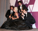 Anthony Rossomando Photo - 24 February 2019 - Hollywood California - Lady Gaga Mark Ronson Anthony Rossomando and Andrew Wyatt 91st Annual Academy Awards presented by the Academy of Motion Picture Arts and Sciences held at Hollywood  Highland Center Photo Credit Theresa ShirriffAdMedia