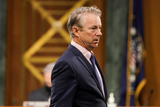 Foreigner Photo - Sen Rand Paul (R-Ky) arrives to question Samantha Power nominee to be Administrator of the United States Agency for International Development her Senate Foreign Relations Committee confirmation hearing on Tuesday March 23 2021Credit Greg Nash  Pool via CNPAdMedia