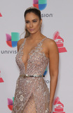 Aleyda Ortiz Photo - 17 November 2016 - Las Vegas NV -  Aleyda ortiz  2016 Latin Grammy arrivals at T-Mobile Arena  Photo Credit MJTAdMedia