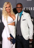 Arleen Davidson Photo - 02 March 2016 - Los Angeles California - Arleen Davidson Tommy Davidson Underground Los Angeles Premiere held at The Theatre At The Ace Hotel Photo Credit Winston BurrisAdMedia