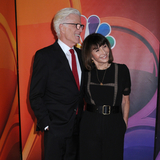 Mary Steenburgen Photo - 13 May 2019 - New York New York - Ted Danson and Mary Steenburgen at the NBC 20192020 Upfront at the Four Seasons Hotel Photo Credit LJ FotosAdMedia