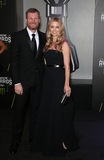Dale Earnhardt Jr Photo - 29 November 2018 - Las Vegas NV - Dale Earnhardt Jr Amy Earnhardt 2018 Monster Energy NASCAR Awards Red Carpet at Wynn Las Vegas Photo Credit MJTAdMedia