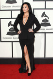DEMI  LOVATO Photo - 15 February 2016 - Los Angeles California - Demi Lovato 58th Annual GRAMMY Awards held at the Staples Center Photo Credit AdMedia