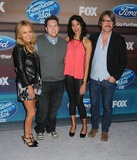 Nate Torrence Photo - 11 March 2015 - West Hollywood California - Becki Newton Nate Torrence Meera Rohit Kumbhani Zachary Knighton American Idol Season 14 Finalists Party held at The District Photo Credit Byron PurvisAdMedia