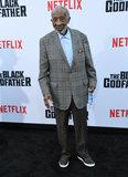 Avant Photo - 03 June 2019 - Los Angeles California - Clarence Avant Netflixs The Black Godfather Los Angeles Premiere held at Paramount Theater Photo Credit Birdie ThompsonAdMedia