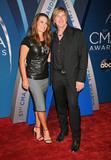 Jack Ingram Photo - 08 November 2017 - Nashville Tennessee - Jack Ingram Amy Ingram 51st Annual CMA Awards Country Musics Biggest Night held at Bridgestone Arena Photo Credit Laura FarrAdMedia