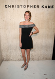 Camille Rowe Photo - 29 April 2019 - West Hollywood California - Camille Rowe Christopher Kane Party held at Giorgios Photo Credit Faye SadouAdMedia
