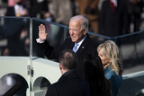 Supremes Photo - UNITED STATES - January 20 President Joe Biden is sworn in as the 46th President of the United States by Supreme Court Chief Justice John Roberts on the West Front of the Capitol on Wednesday Jan 20 2021 (Photo by Caroline BrehmanCQ Roll Call)AdMedia