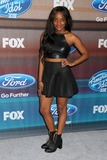 Adanna Duru Photo - 11 March 2015 - West Hollywood California - Adanna Duru American Idol Season 14 Finalists Party held at The District Photo Credit Byron PurvisAdMedia