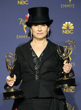 Amy Sherman-Palladino Photo - 17 September 2018 - Los Angles California - Amy Sherman-Palladino 70th Primetime Emmy Awards held at Microsoft Theater LA LIVE Photo Credit Faye SadouAdMedia