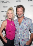 Thomas Jane Photo - 2 October 2019 - Hollywood California - Anne Heche Thomas Jane Neon Presents Los Angeles Premiere Of Parasite held at ArcLight Hollywood Photo Credit FSadouAdMedia