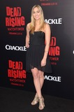 Kim Novak Photo - 11 March 2015 - Los Angeles California - Naomi Kyle  Arrivals for Crackles world premiere original feature film Dead Rising Watchtower held at the Kim Novak Theater at Sony Pictures Studios Photo Credit Birdie ThompsonAdMedia