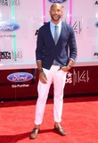 Stephen Bishop Photo - 29 June 2014 - Los Angeles California - Stephen Bishop Arrivals for the 2014 BET AWARDS held at the Nokia Theater LA Live in Los Angeles Ca Photo Credit Birdie ThompsonAdMedia