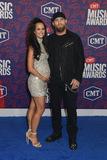 Amber Cochran Photo - 05 June 2019 - Nashville Tennessee - Brantley Gilbert Amber Cochran 2019 CMT Music Awards held at Bridgestone Arena Photo Credit Dara-Michelle FarrAdMedia