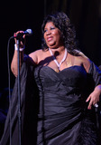 Aretha Franklin Photo - 16 August 2018 - 1942  Aretha Franklin the Queen of Soul Dies at 76  File Photo November 5 2005 Cleveland OH USA The Queen of Soul ARETHA FRANKLIN performs at the 10th Annual American Music Masters paying tribute to the late Sam Cooke presented by the Rock and Roll Hall of Fame and Case Western Reserve University held at the State Theatre Playhouse Square Photo Credit Jason NelsonAdMedia