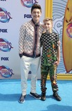 Asher Angel Photo - 11 August 2019 - Hermosa Beach California - Asher Angel Avi Angel FOXs Teen Choice Awards 2019 held at Hermosa Beach Pier Photo Credit PMAAdMedia