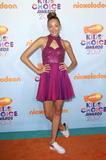 Ava Cota Photo - 11 March 2017 -  Los Angeles California - Ava Cota Nickelodeons Kids Choice Awards 2017 held at USC Galen Center Photo Credit Faye SadouAdMedia