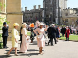 Oprah Winfrey Photo - 19 May 2018 - Norma Major and Oprah Winfrey Guests arrive at Windsor Castle for the wedding of Meghan Markle and Prince Harry Photo Credit ALPRAdMedia