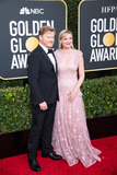 Kirsten Dunst Photo - 05 January 2020 - Beverly Hills California - Jesse Plemons and Nominee Kirsten Dunst 77th Annual Golden Globe Awards held at the Beverly Hilton Photo Credit HFPAAdMedia