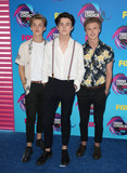 Reece Bibby Photo - 13 August 2017 - Los Angeles California - Reece Bibby Blake Richardson and George Smith of New Hope Club 2017 Teen Choice Awards held at The Galen Center Photo Credit F SadouAdMedia