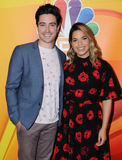 AMERICA FERERRA Photo - 03 August  2017 - Beverly Hills California - Ben Feldman America Fererra  2017 NBC Summer TCA Press Tour  held at The Beverly Hilton Hotel - Radford in Studio City Photo Credit Birdie ThompsonAdMedia