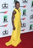 Lupita Nyongo Photo - 21 October 2013 - Beverly Hills California - Lupita Nyongo 17th Annual Hollywood Film Awards Gala held at the Beverly Hilton Hotel Photo Credit Russ ElliotAdMedia