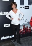 Adrienne Barbeau Photo - 27 September 2018 - Hollywood California - Adrienne Barbeau The Walking Dead Season 9 Premiere Los Angeles  held at DGA Theater Photo Credit Birdie ThompsonAdMedia