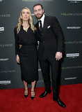 Taylor Johnson Photo - 04 December 2019 - West Hollywood California - Sam Taylor-Johnson Aaron Taylor-Johnson Special Screening Of Momentum Pictures A Million Little Pieces held at The London West Hollywood Photo Credit Birdie ThompsonAdMedia
