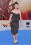 Alona Tal Photo - 25 May 2017 - Hollywood California - Alona Tal World  Premiere of Warner Bros Pictures  Wonder Woman held at The Pantages Theater in Hollywood Photo Credit Birdie ThompsonAdMedia