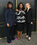 Samuel Goldwyn Photo - 11 November 2019 - Beverly Hills California - Nichelle Tramble Spellman Octavia Spencer Reese Witherspoon Apple TVs Truth Be Told Los Angeles Premiere held at Samuel Goldwyn Theater Photo Credit Birdie ThompsonAdMedia