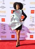 Yara Shahidi Photo - 30 March 2019 - Hollywood California - Yara Shahidi 2019 NAACP Image Awards held at Dolby Theater Photo Credit Birdie ThompsonAdMedia